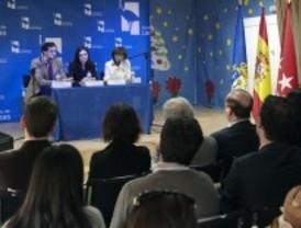 Las Rozas presenta el 'nuevo' colegio El Cantizal a profesores y padres de alumnos