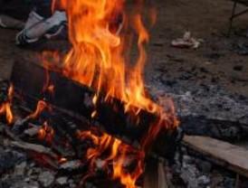 La Comunidad pide precaución con las hogueras de San Juan