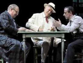 El Teatro Español  estrena 'Muerte de un viajante'