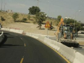 Cortes por obras en la M-633 entre Valdemanco y Cabanillas de la Sierra