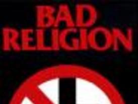 Bad Religion, My Chemical Romance y Los Delinqüentes, en Metrorock 2007