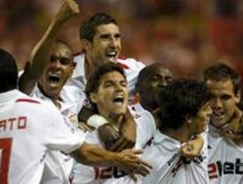 El Sevilla se muestra como alternativa al Madrid