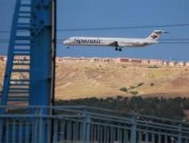 Spanair cambia el nombre del vuelo siniestrado