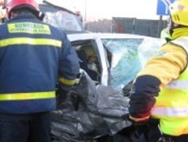 Año nuevo trágico en las carreteras