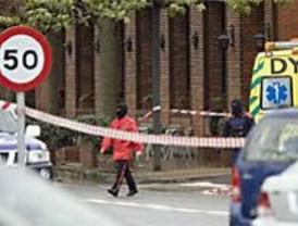 Las instituciones madrileñas rechazan el atentado de Azpeitia