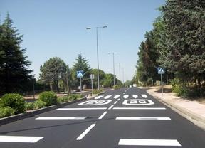 Las Rozas inicia una 'operación asfalto' que remodelará 13.000 metros cuadrados