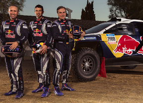Peugeot se la juega en el Dakar