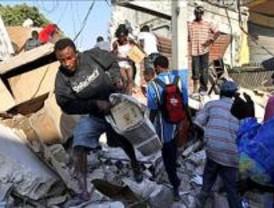 Una réplica de 6,1 grados sacude Haití y provoca el pánico en la población