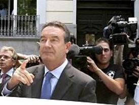El diputado Jesús Merino declara por Gürtel y espera haber aclarado