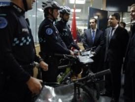 Cincuenta policías locales patrullarán en bicicleta