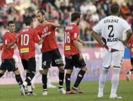 3-1. El Mallorca convierte el Ono Estadi en un fortín y golea al Getafe