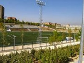 El antiguo campo de fútbol de Urbis se llamará 'Dehesa de Moratalaz'