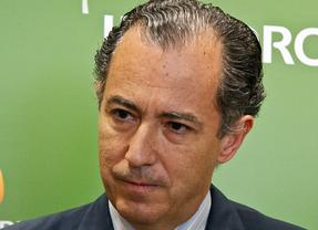 Enrique Ossorio, consejero de Economía y Hacienda