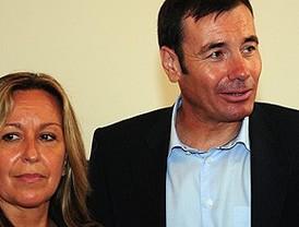 Trinidad Jiménez y Tomás Gómez, satisfechos con las encuestas