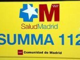 El SUMMA recibió una llamada cada 31 segundos en 2007