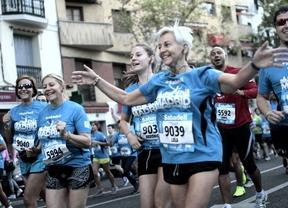 10.000 atletas reparten espíritu deportivo por las calles de Madrid