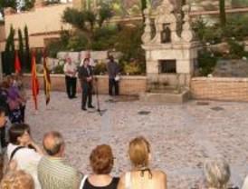 Inaugurada la plazuela de la Fuente de San Roque en Navalcarnero