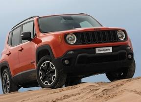 Jeep Renegade, pequeño trotamundos