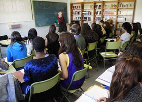 Faltan profesores en el inicio de curso