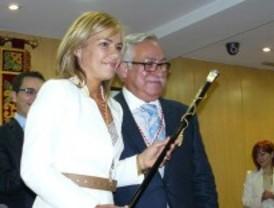 La nueva alcaldesa popular de Pinto recupera la alcaldía tras perderla por una moción de censura