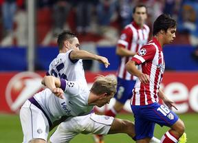El Atlético, a octavos por la puerta grande