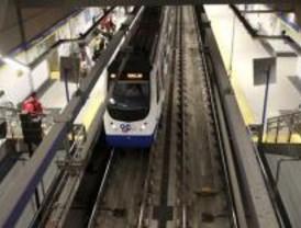 Este lunes se reabre el tramo Legazpi-Conde de Casal de la línea 6 de Metro
