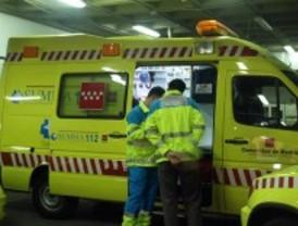 Herido crítico un motorista tras chocar contra un turismo en Pozuelo