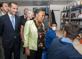 Francia se interesa por el método de reinserción de menores en Madrid