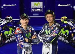 Se presenta el equipo Movistar Yamaha MotoGP 2015