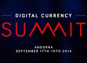 Conferencia sobre moneda virtual en Digital Currency Summit