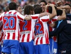 El Getafe y Atlético, a punto de lograrlo