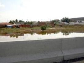Realojan a 34 familias de la Cañada por las lluvias