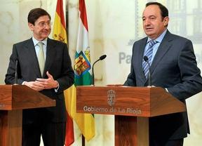 José Luis Goirigolzarri y Pedro Sanz