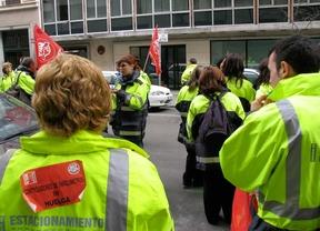Huelga en los parquímetros de Madrid los días 11, 12 y 13 de febrero