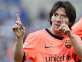 El Barça se impone al Getafe en el Coliseum