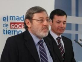 Gómez 'redecora' el PSOE de Madrid