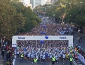 12.000 corredores contra el hambre