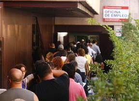 Madrid registra 45.200 parados menos que en el trimestre anterior