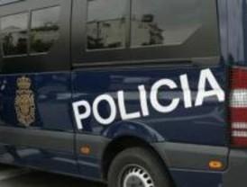 Dos detenidos en Alcorcón por robar un banco