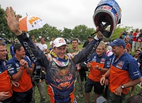 Magistral victoria del español Marc Coma