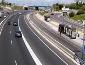 UGT critica el riesgo de las paradas de autobuses interurbanos de la N-II