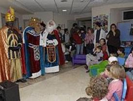 Los Reyes Magos visitan Boadilla del Monte