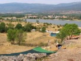 Las excavaciones arqueológicas de Pinilla del Valle abrirán al público el domingo
