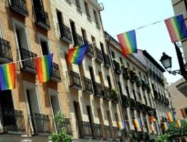 El colectivo madrileño de gays y lesbianas cumple 25 años