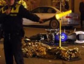 Dos motoristas mueren en sendos accidentes