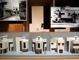 Artistas y arquitectos, juntos en una exposición