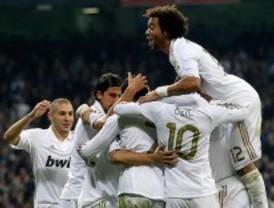 Un Madrid implacable ante el Atleti