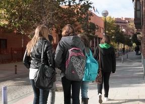 Estudiantes de instituto