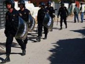 Arrestado el menor que rompió la mandíbula a un policía en Cañada Real