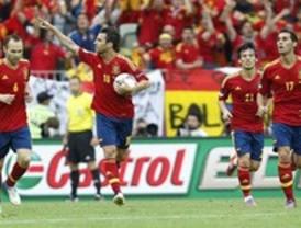 Una España con falta de gol empata con Italia